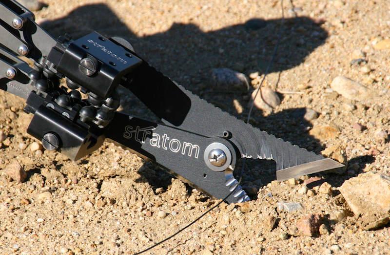 Stratom knife/cutter