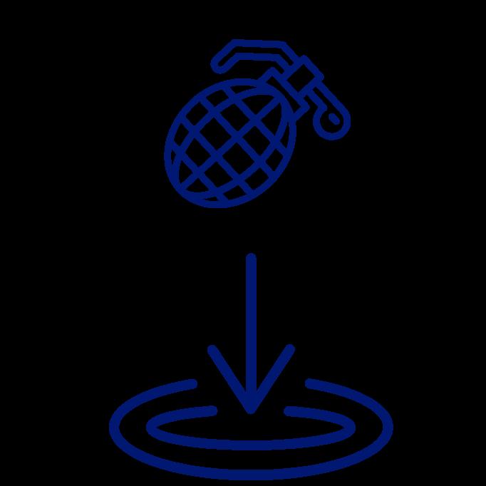 impact grenade icon