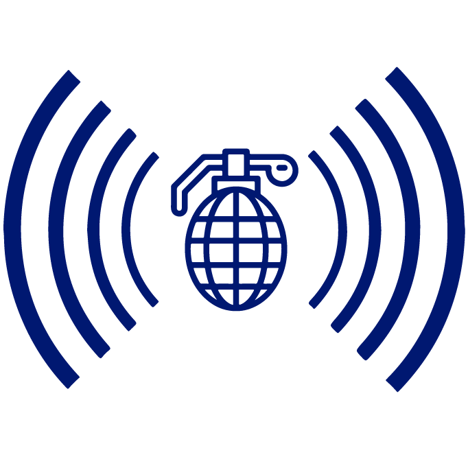 sound grenade icon